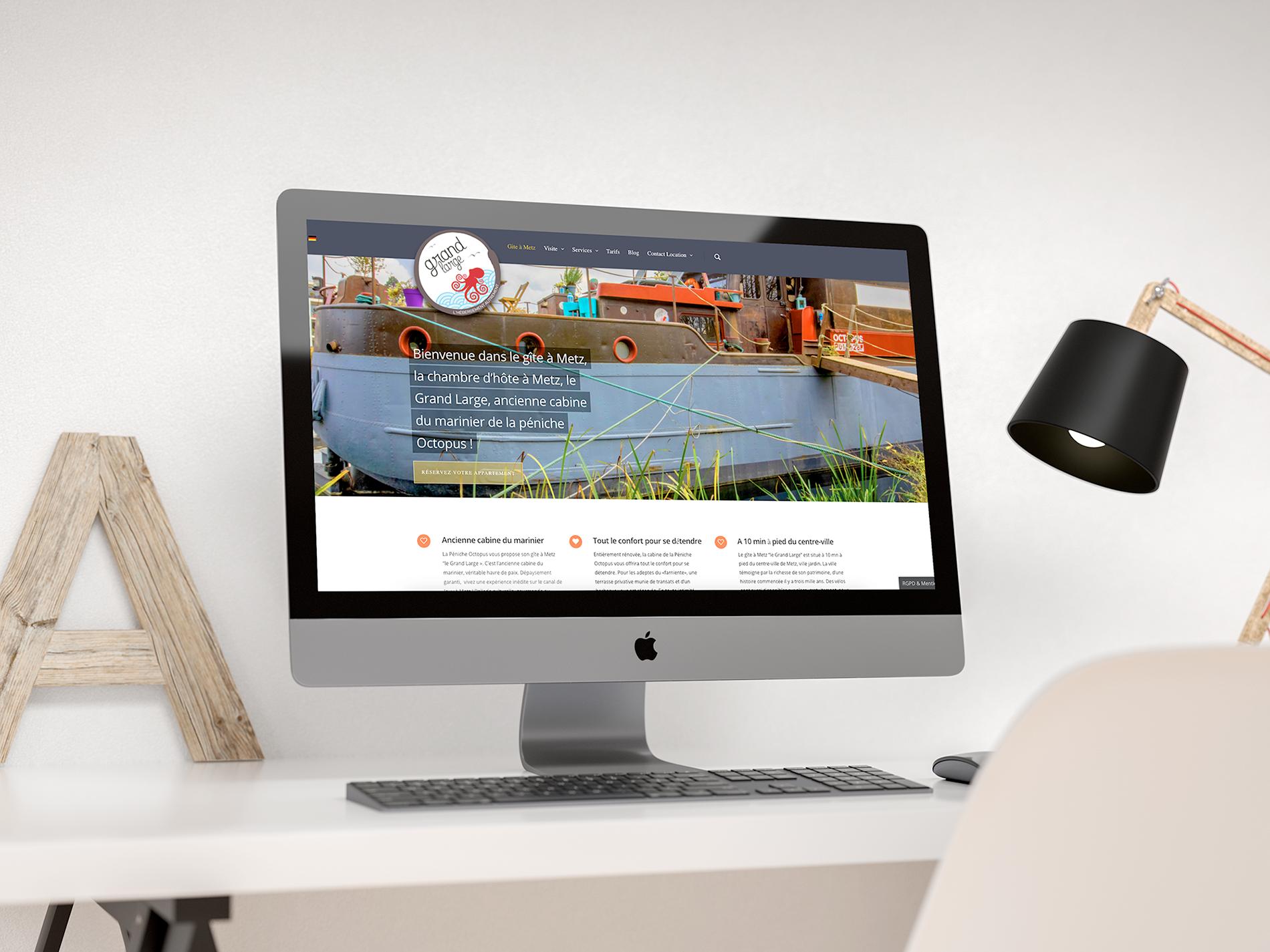 Création de site internet à Metz, agence digitale, agence seo
